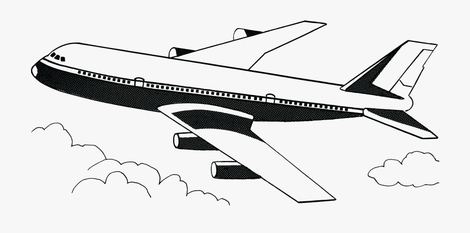 Free of a clip. Clipart plane airplane