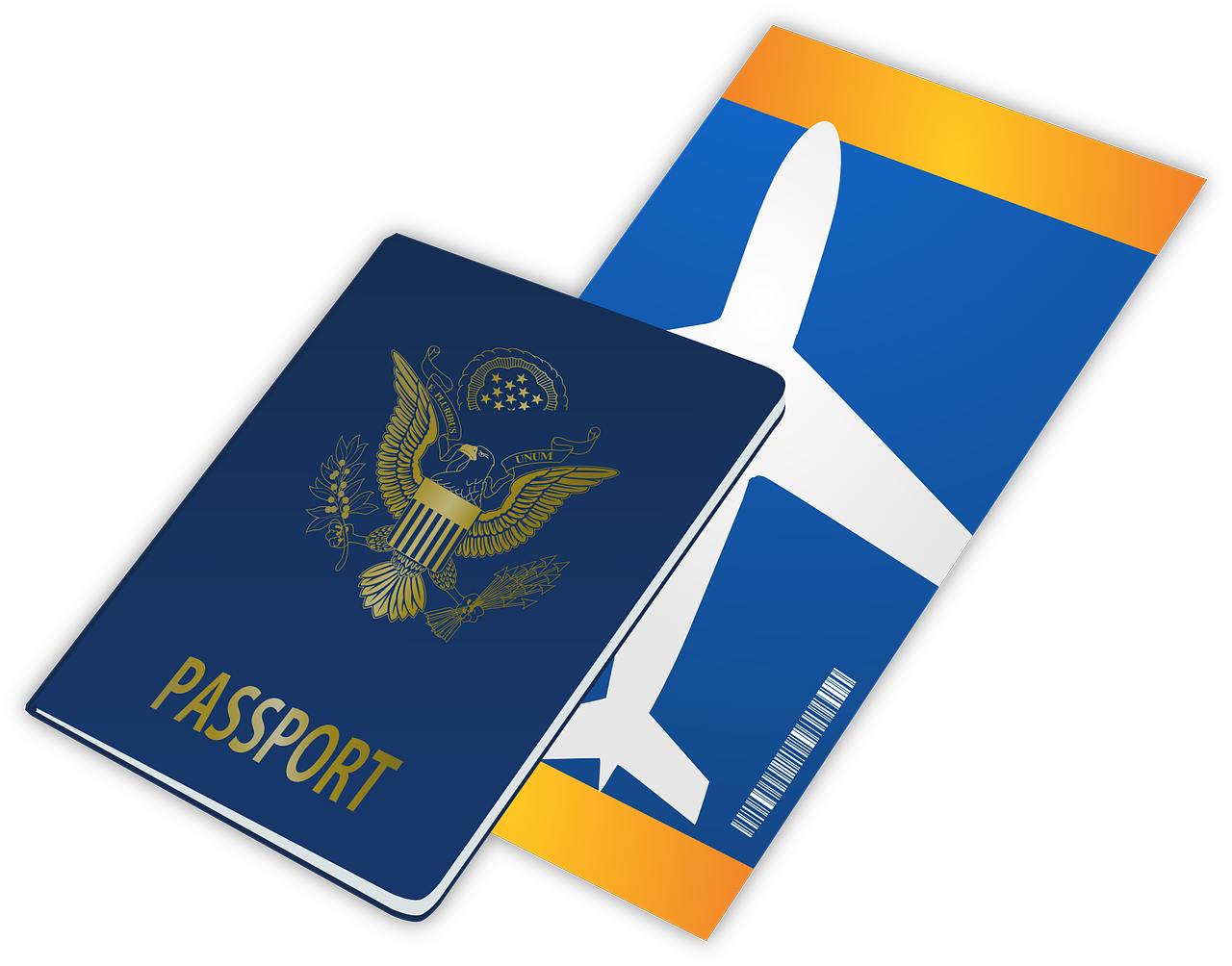 Laos visa on and. Clipart plane arrival