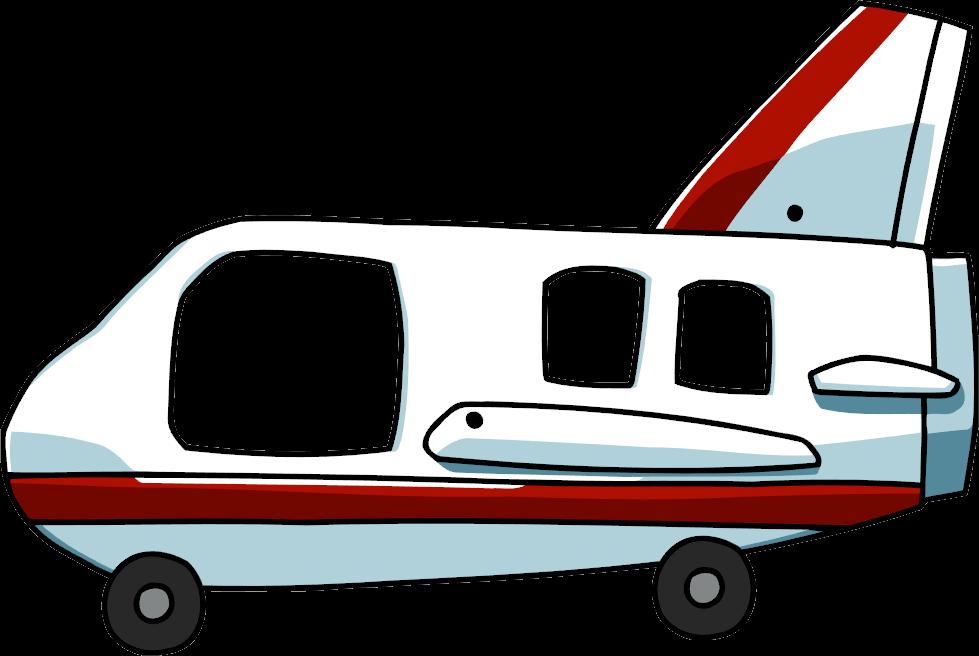 Airplane scribblenauts wiki fandom. Clipart plane car