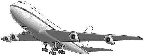 Jet clipart car. Airplane plane clip art