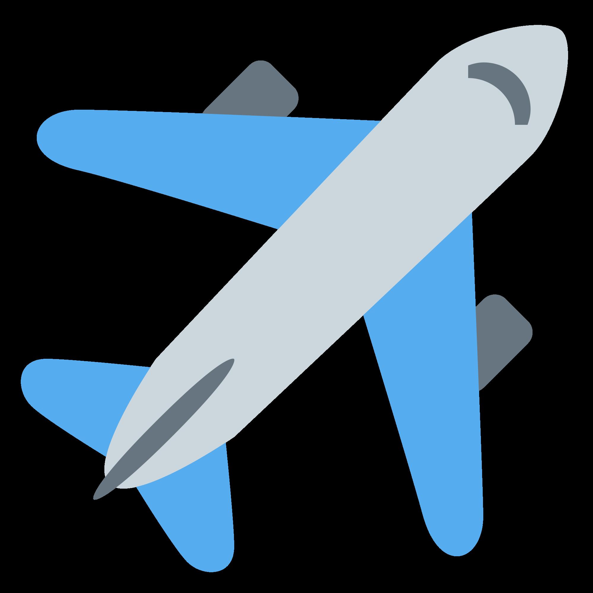 File twemoji svg wikimedia. Emoji clipart plane