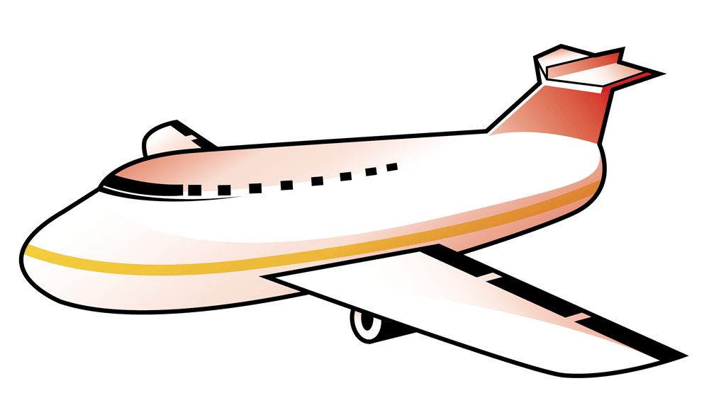 Free animated cliparts download. Clipart plane flight