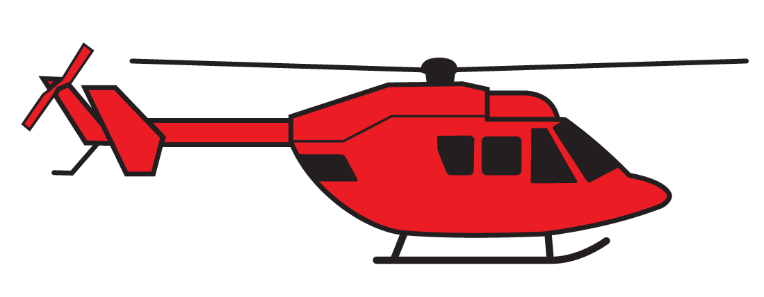 Helicopter clipart ambulance helicopter. Our fleet stars air