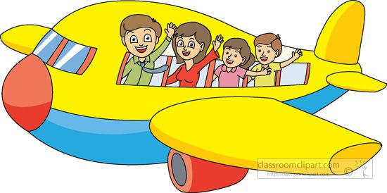 Flying clipart vaction. Best vacation clipartion com
