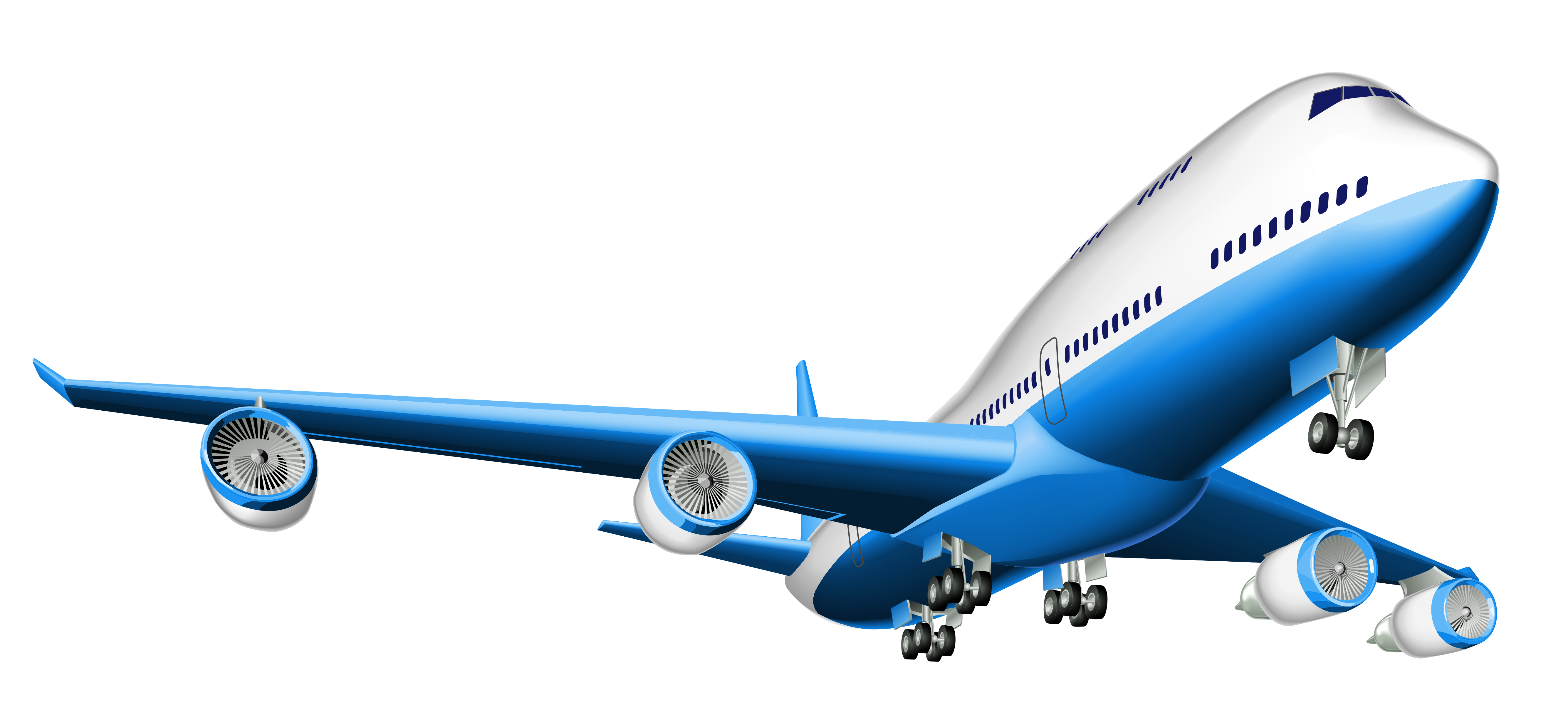 collection of airline. Clipart plane jetliner