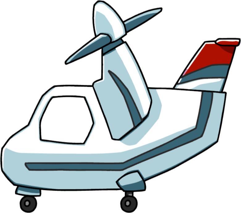 Universe clipart aerospace. Tilt rotor scribblenauts wiki
