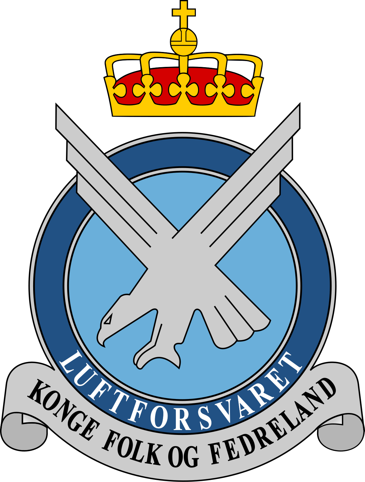 Vision clipart ww 2. Royal norwegian air force