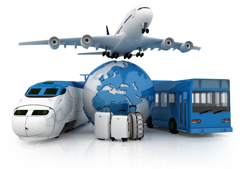 Corporate travel management pic. Clipart plane tourist