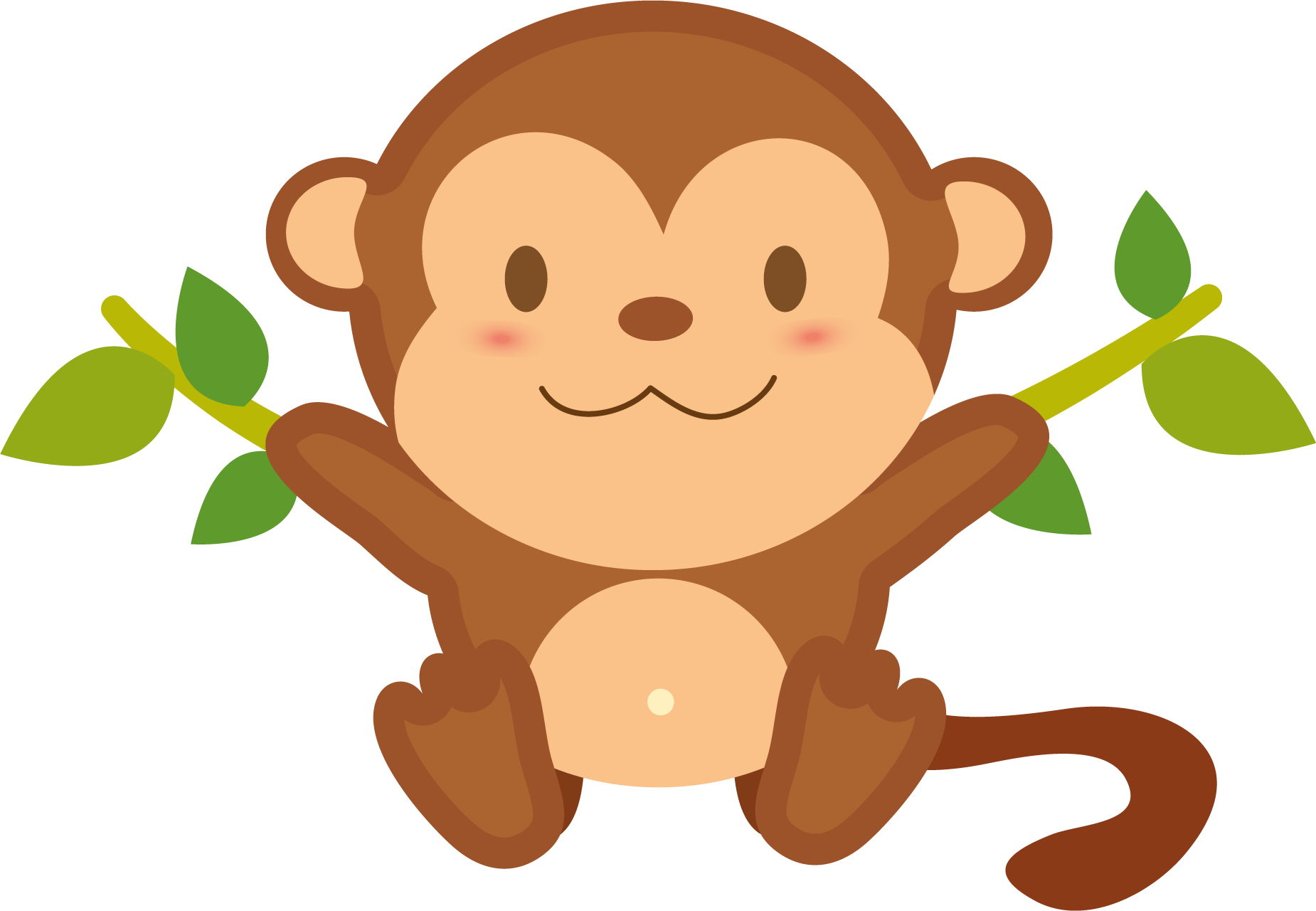 Png transparent free images. Nut clipart cartoon monkey