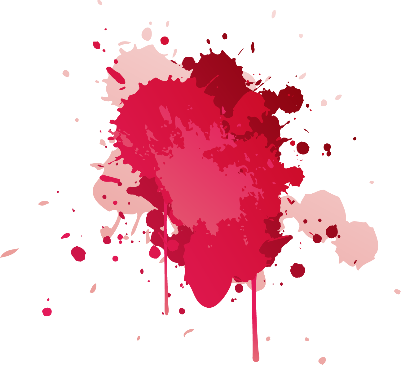 Blood splash png. Splatter images the art
