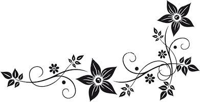 Design clipart black and white. Decorative border google search