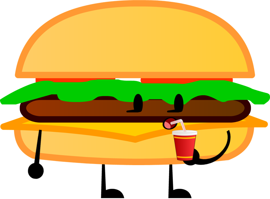 Meal clipart burger meal. Image png battle insanity
