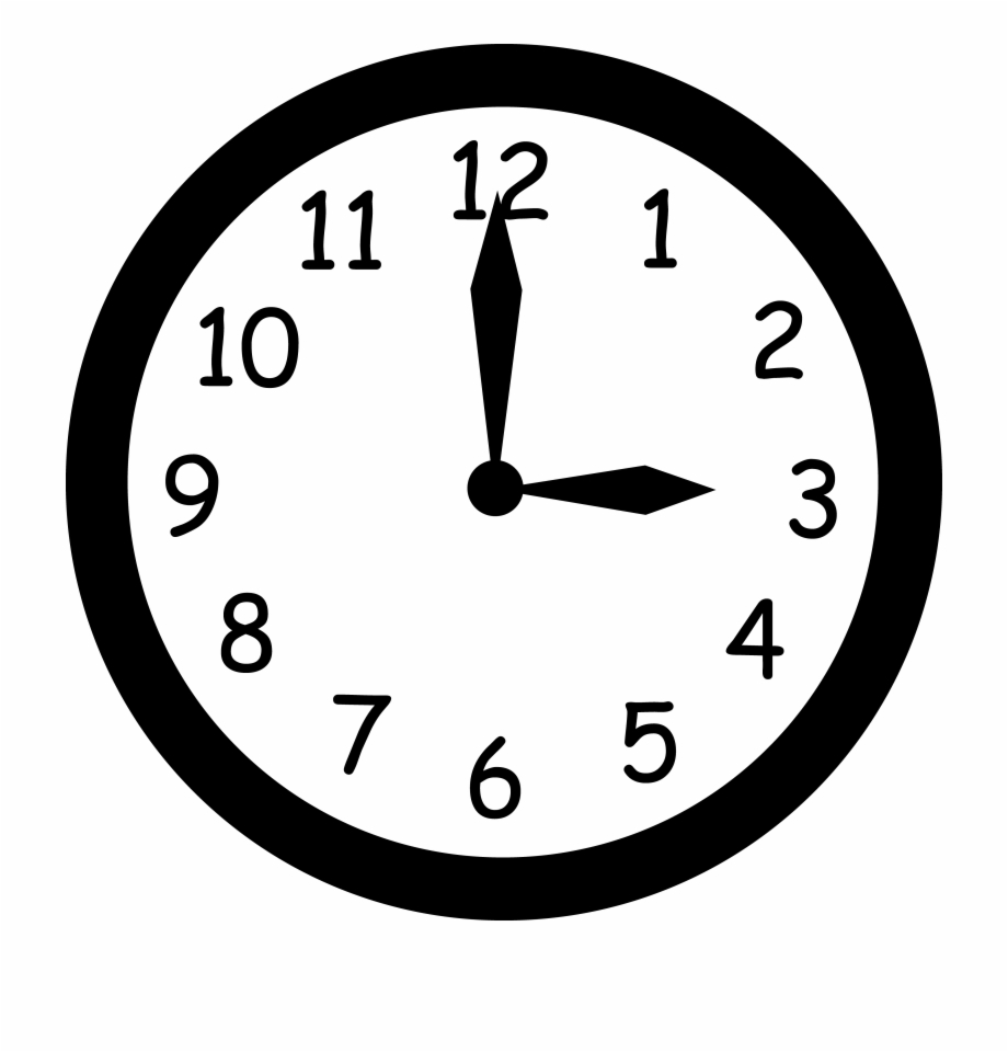 Clip art free images. Clock clipart transparent background