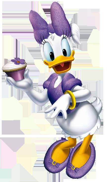Daisy duck transparent transparentpng. Ducks clipart animated