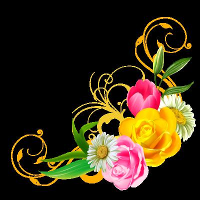 Download free transparent image. Flower clip art png