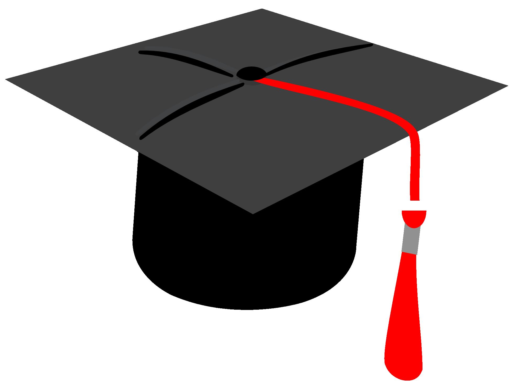 Graduation cap png image. Diploma clipart transparent background