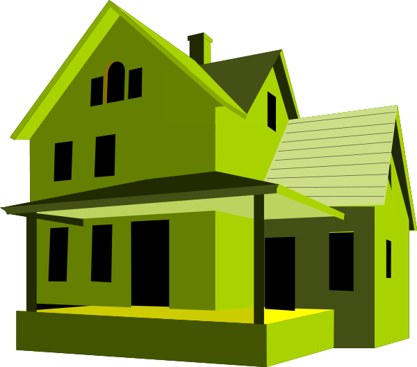 Houses clipart garden.  collection of house