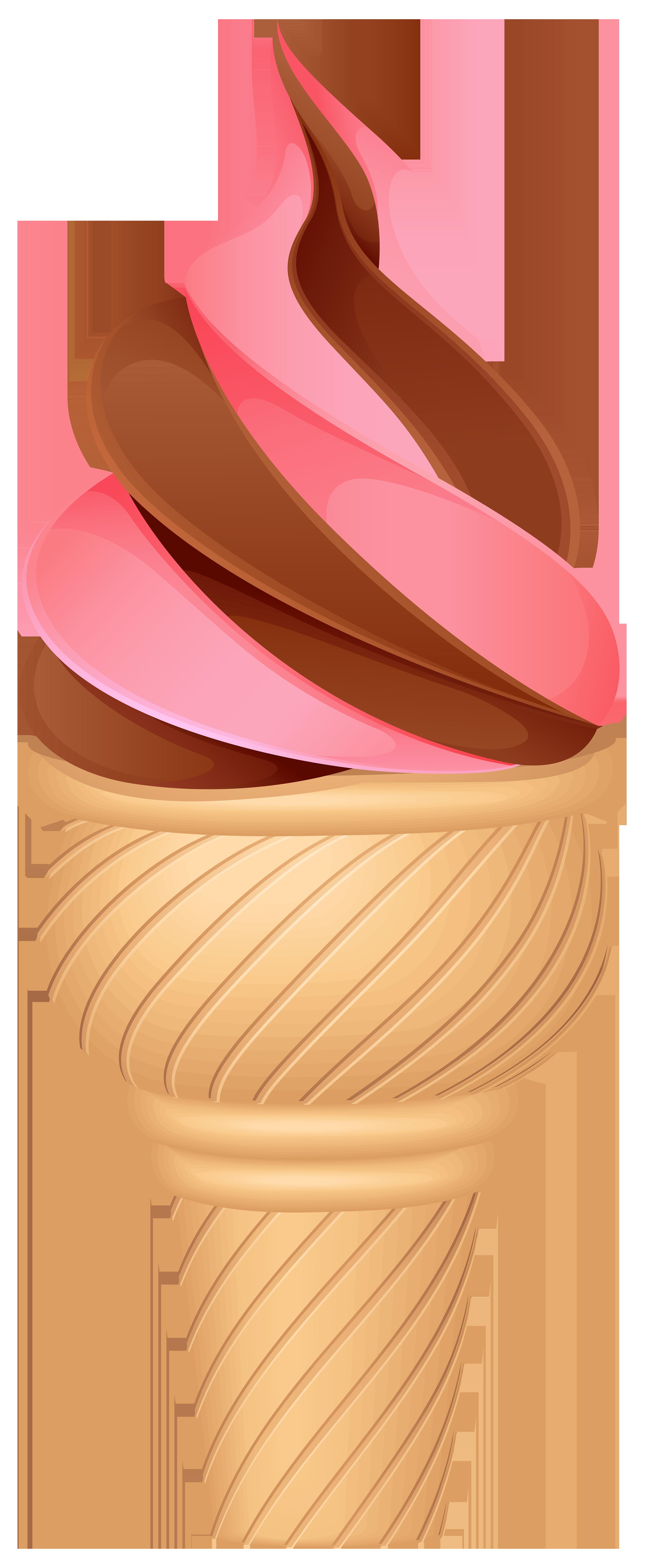 Ice cream png clip. Icecream clipart pink stuff