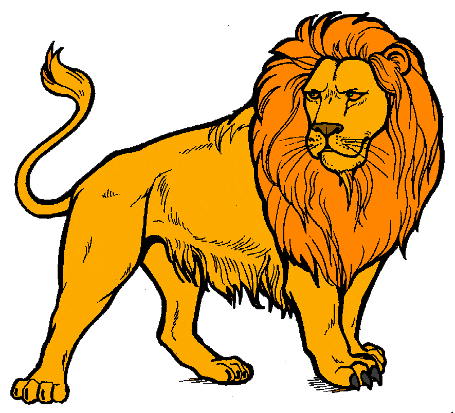 Png free download transparent. Nest clipart lion