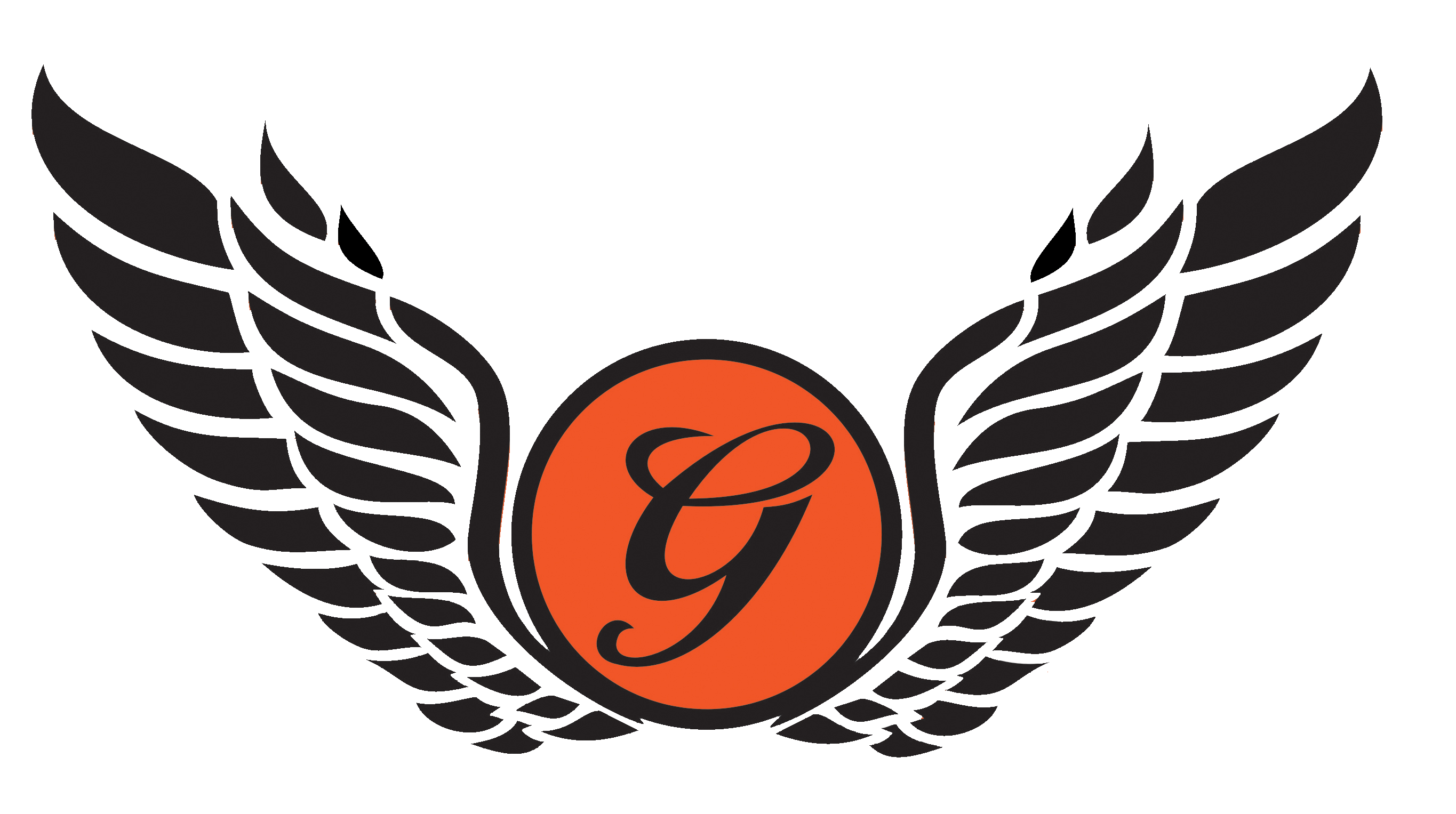 Wheel clipart winged. Wings logo png free