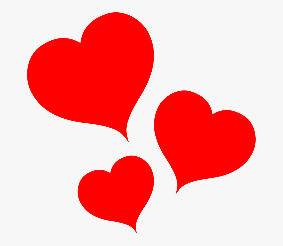 Love png shape free. Heat clipart two heart