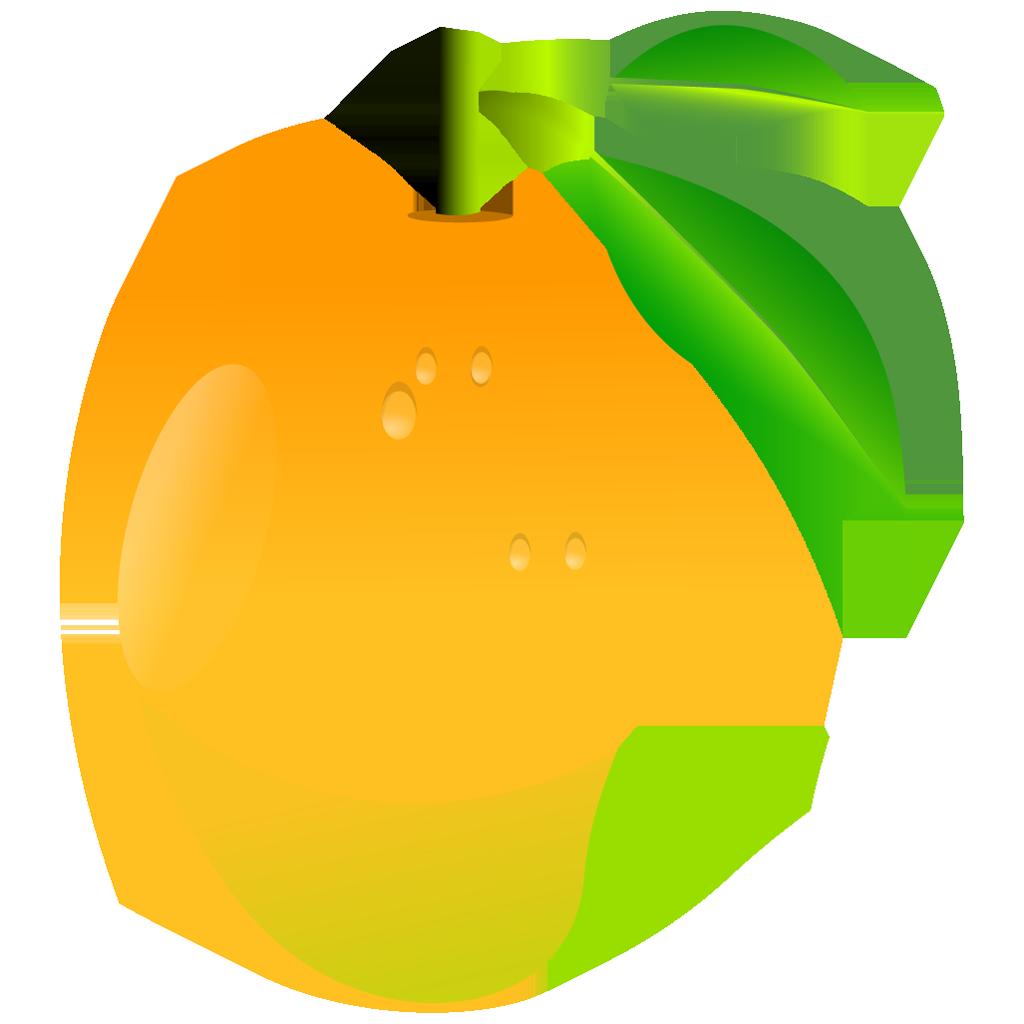 Mango clipart prutas. Png image purepng free