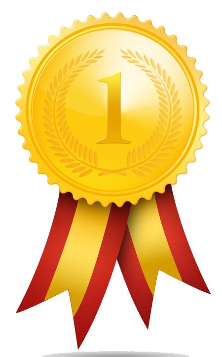 Gold png transparent images. Sports clipart medal