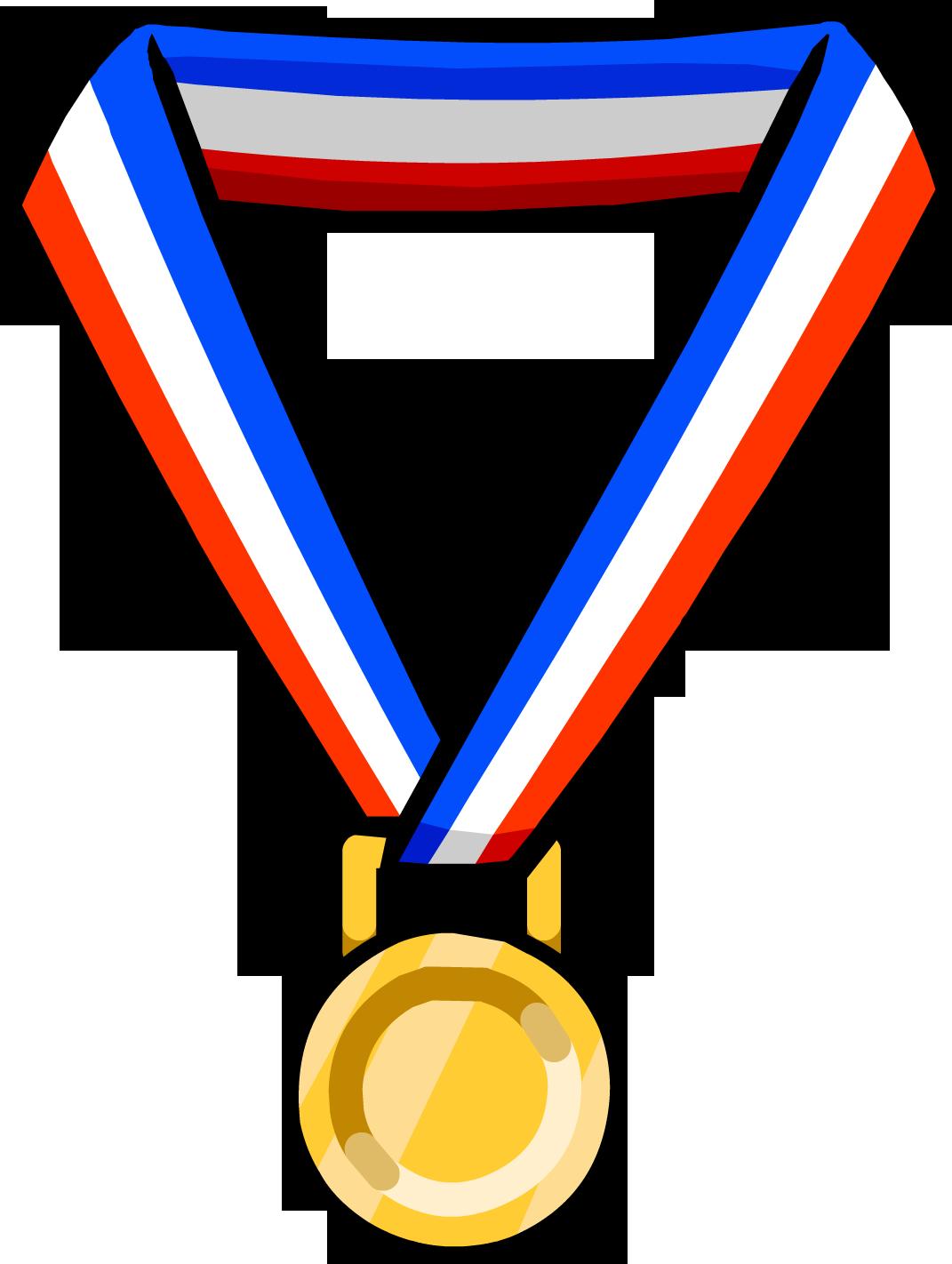 Hero clipart hero medal. Gold club penguin wiki