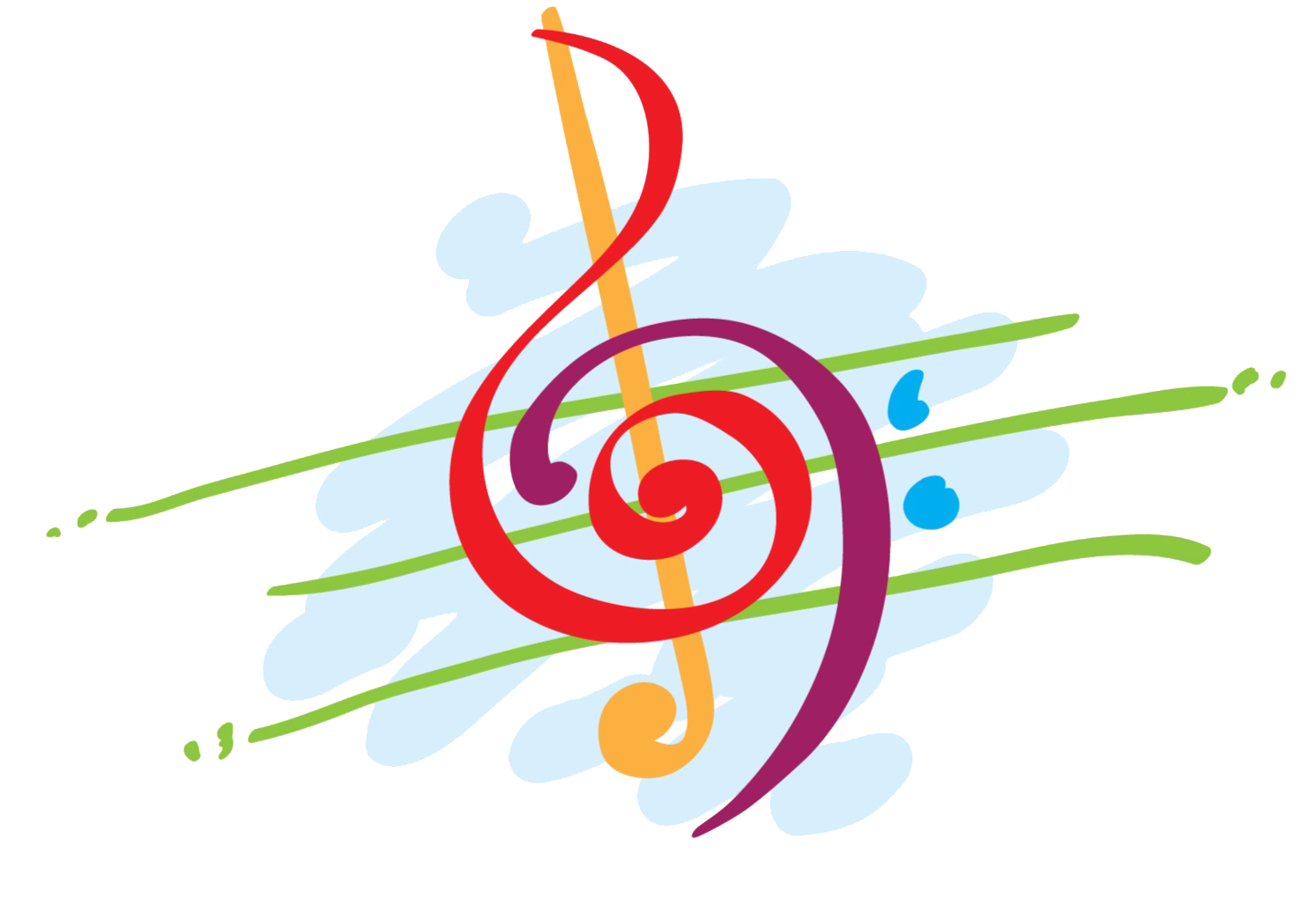 Png transparent free images. Holidays clipart music