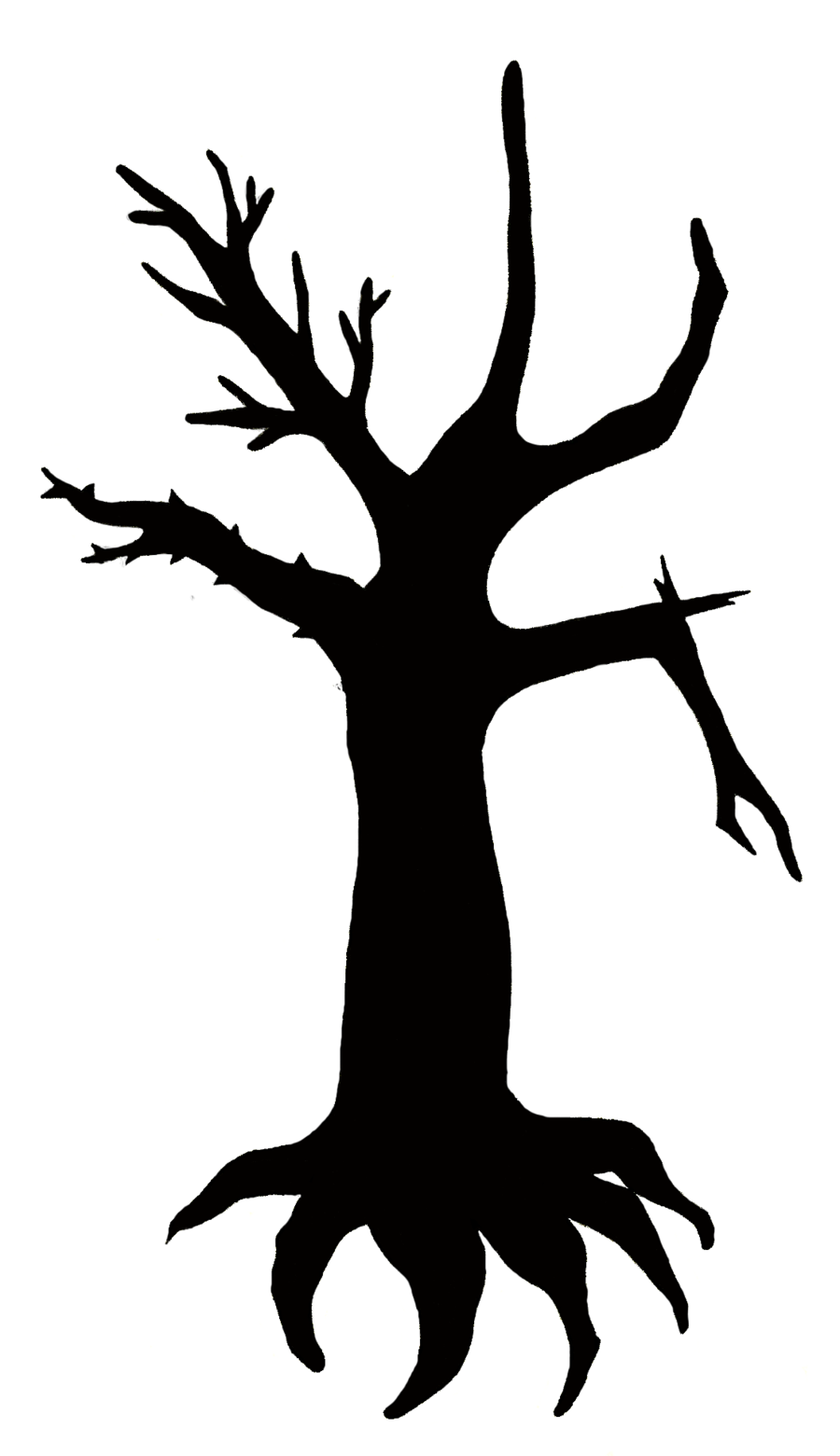 Free evergreen outline download. Clipart tree word