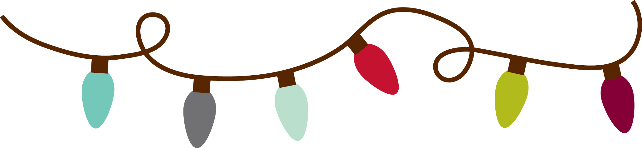 December clipart border. Xmas party png transparent