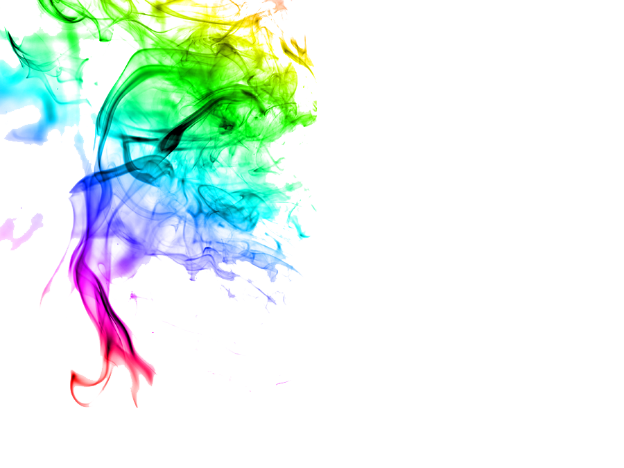 Colored transparent images all. Smoke effect png