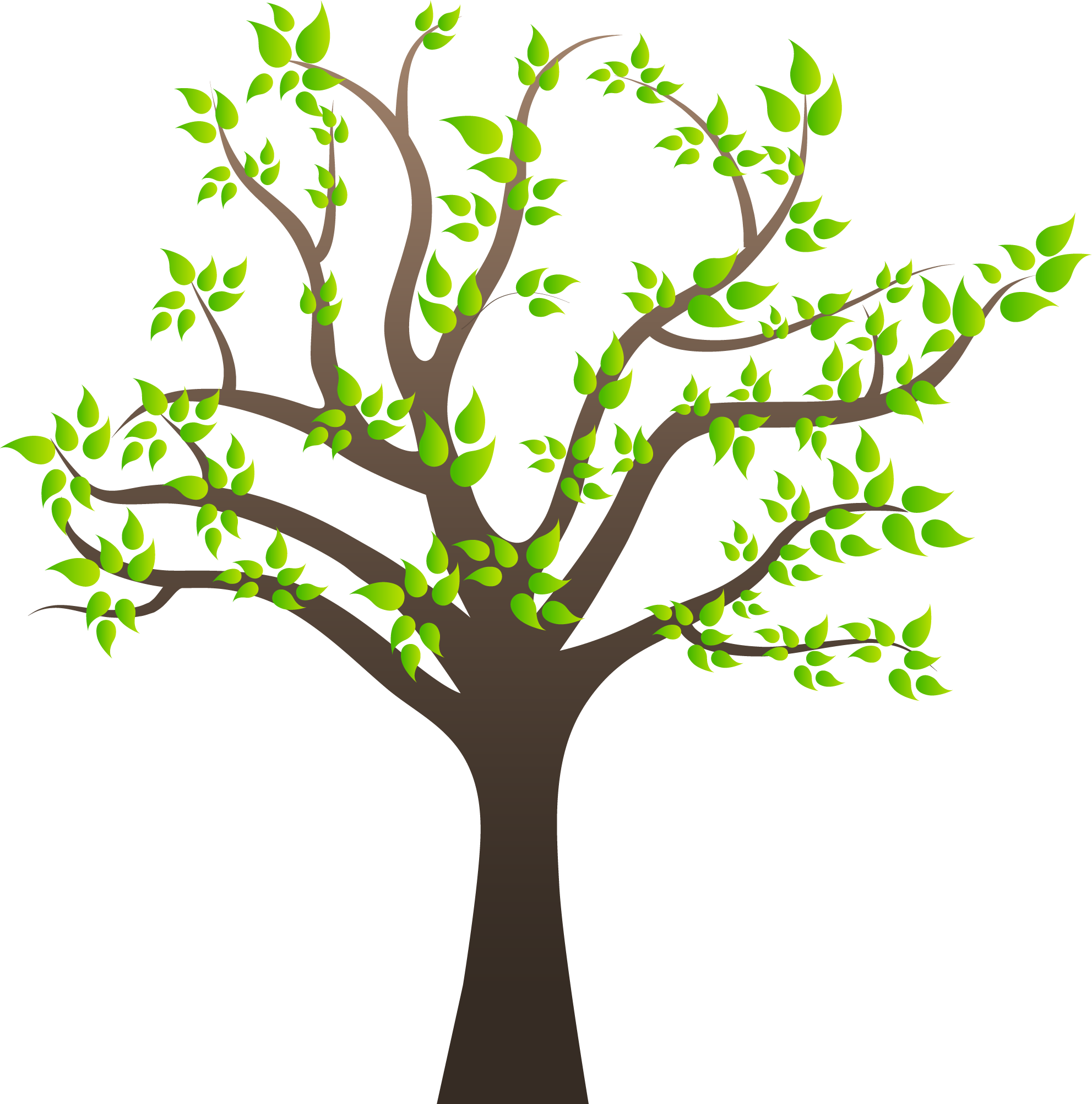 Tree clipart social media. Png images quality transparent