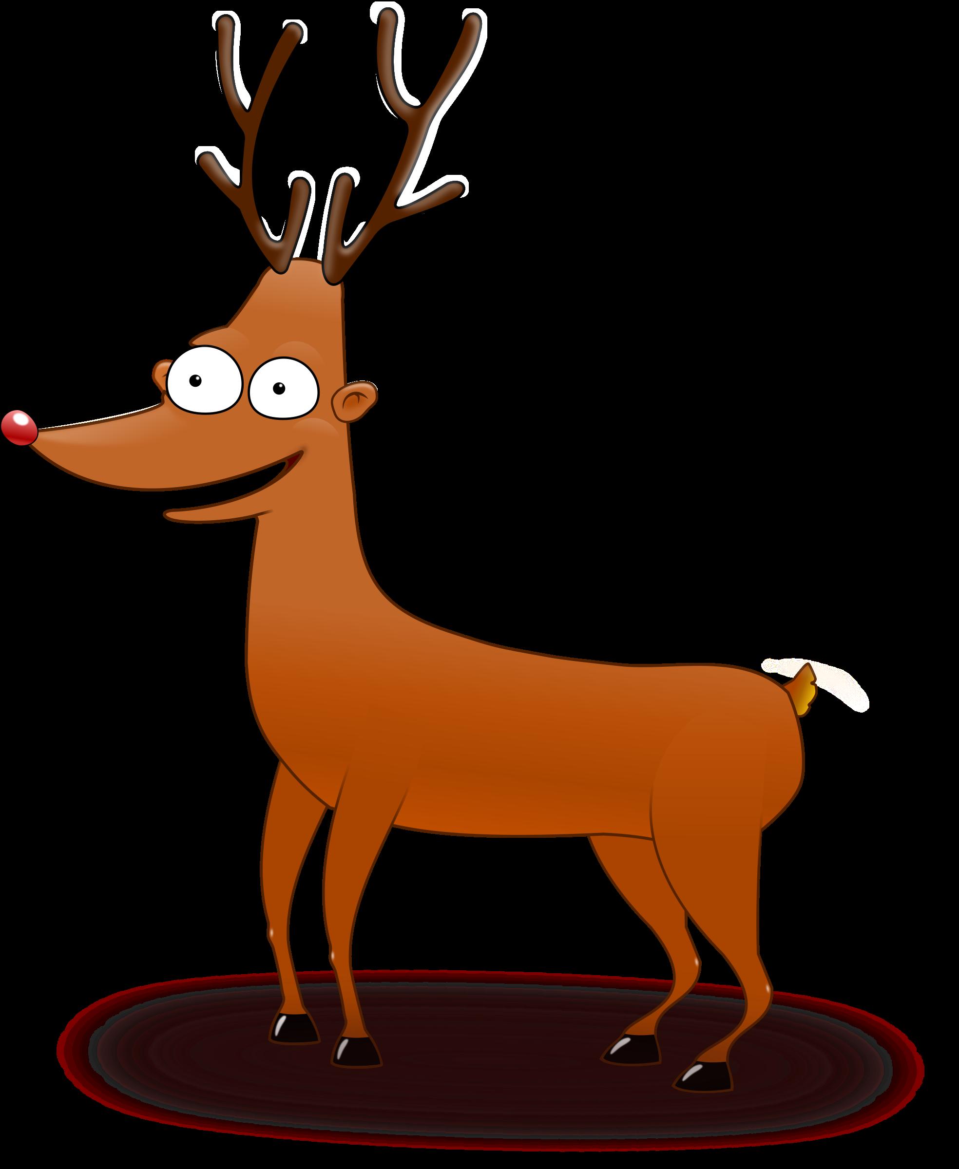clipart reindeer reinder
