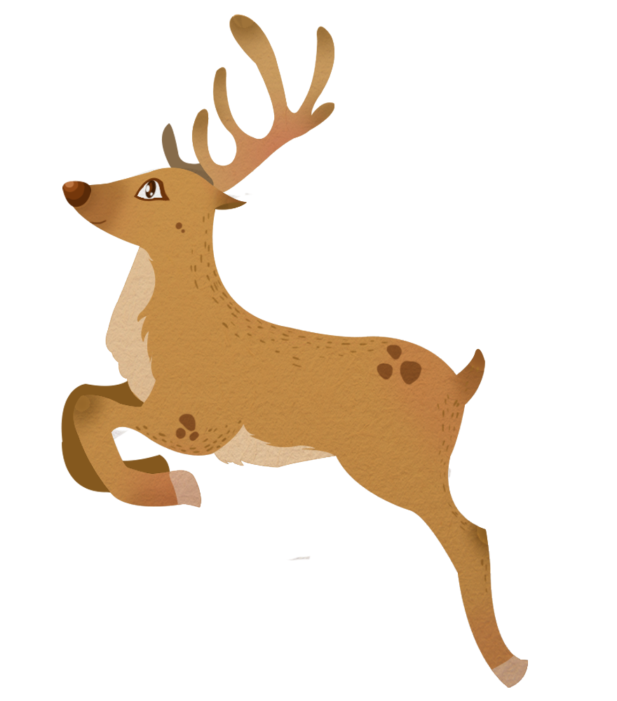 Clipart reindeer easy.  collection of free