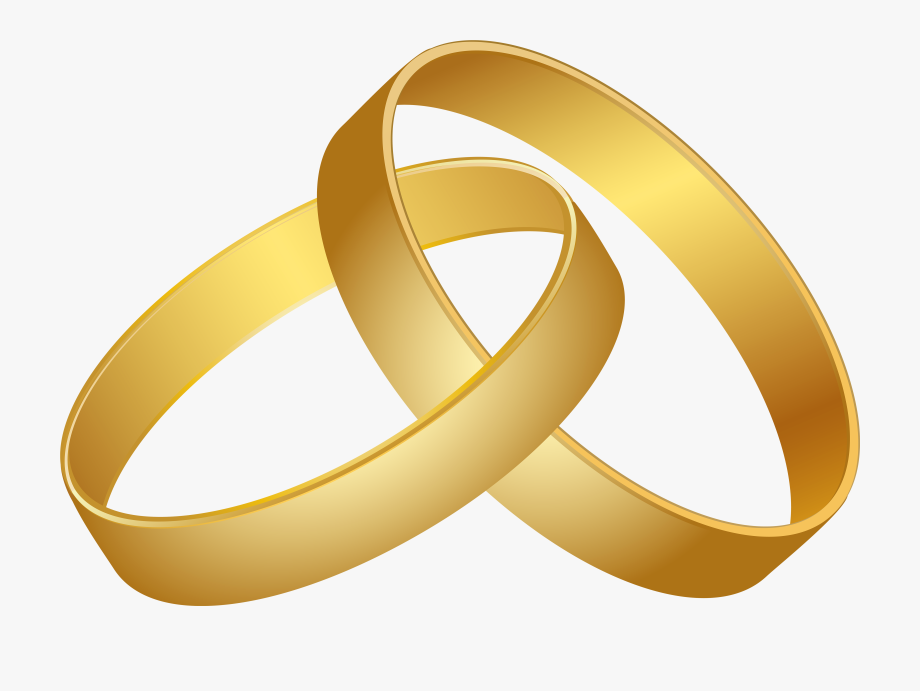 Rings png clip art. Clipart wedding gold