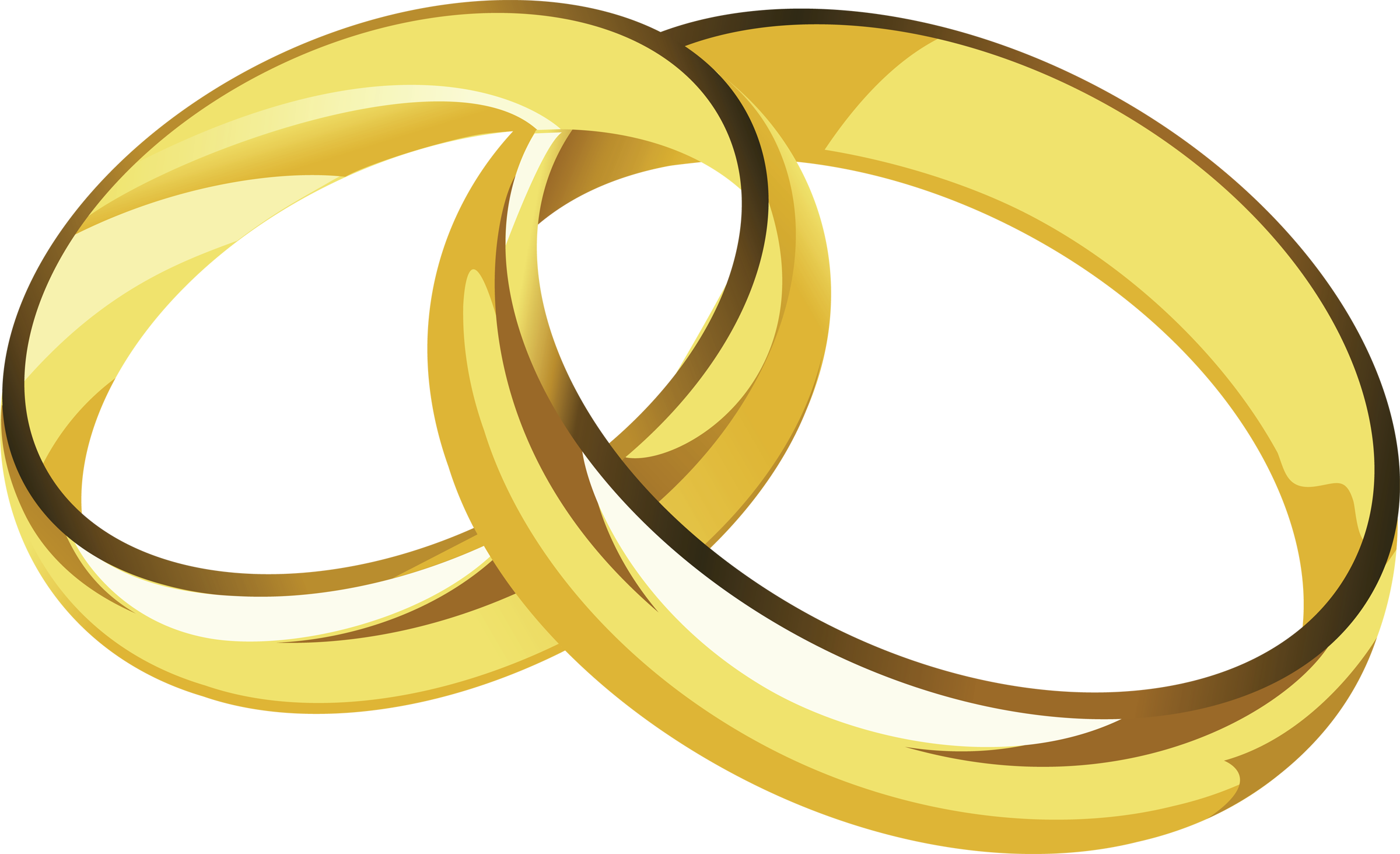 collection of marriage. Clipart wedding yellow