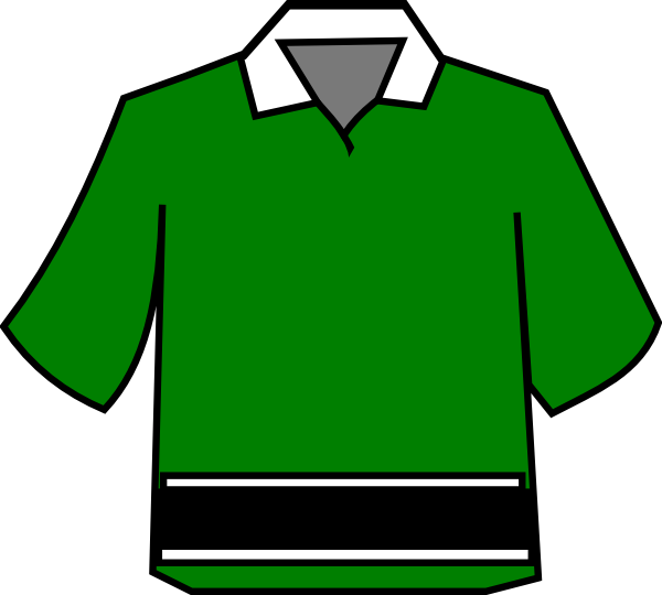 Gaa club clip art. Clipart shirt uniform