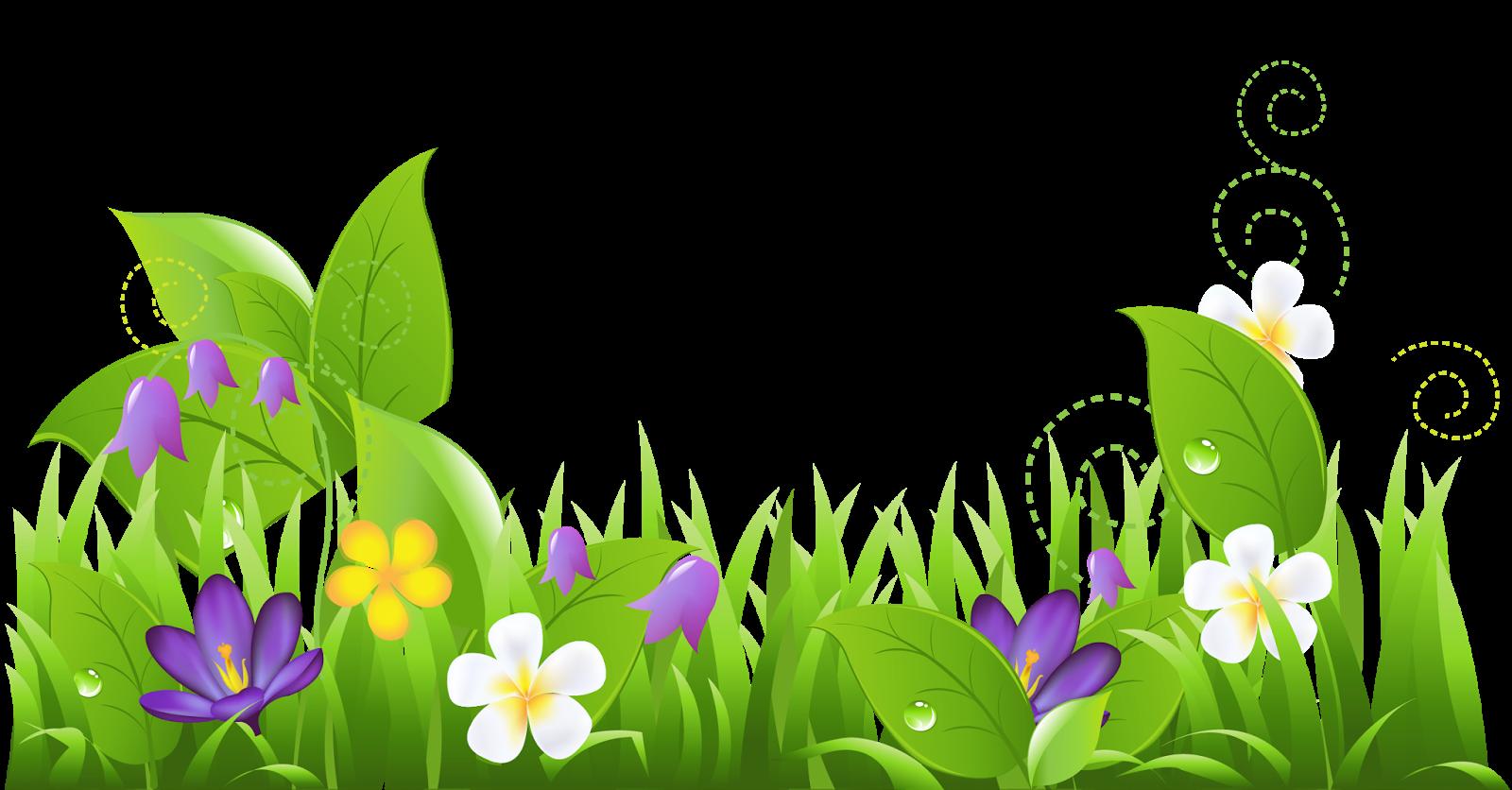 collection of transparent. Landscape clipart spring season