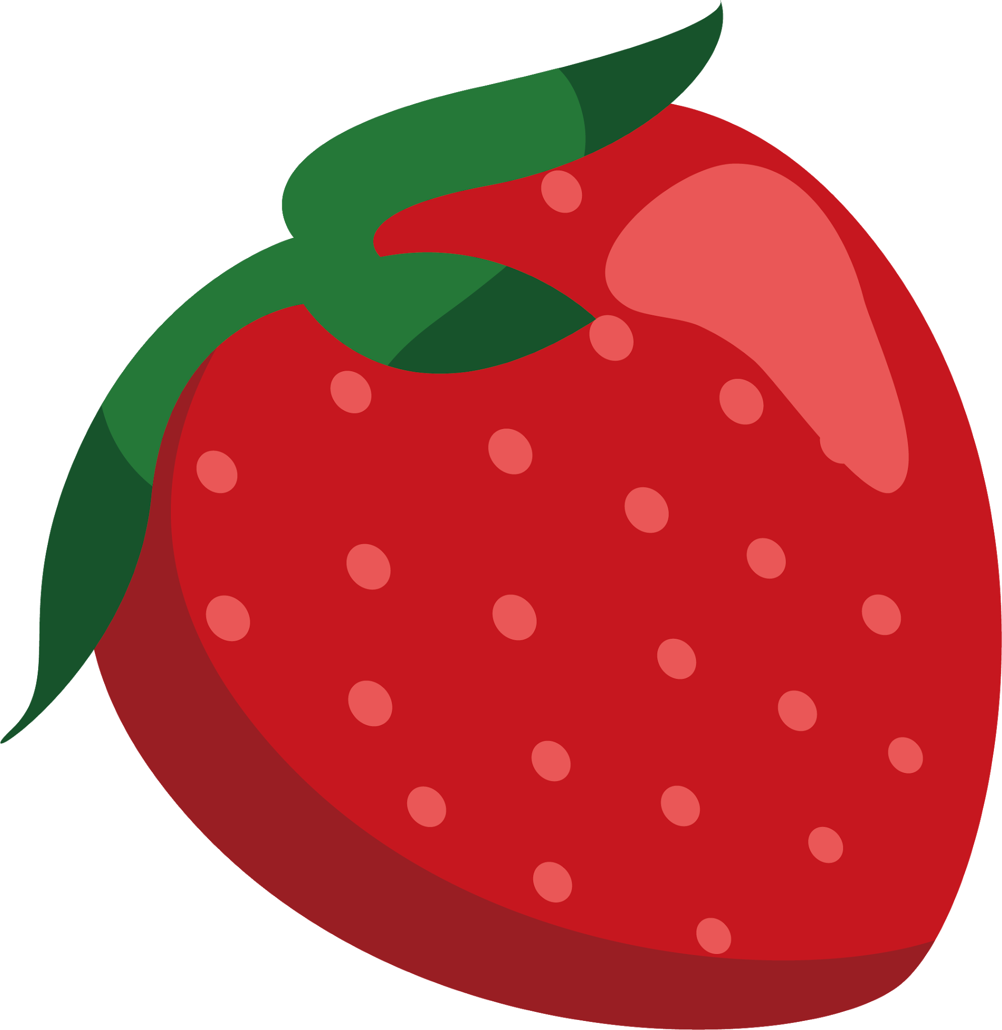 Pin by pngsector on. Strawberries clipart strawbery