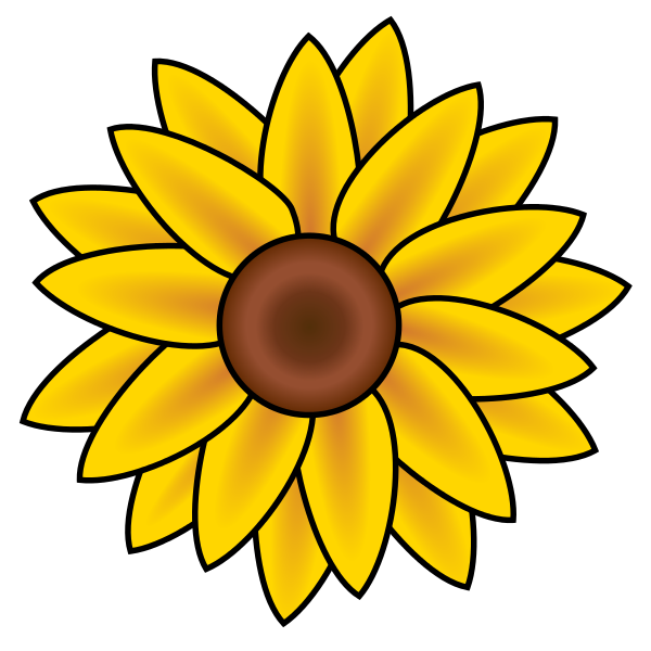 Image clip art my. Clipart png sunflower