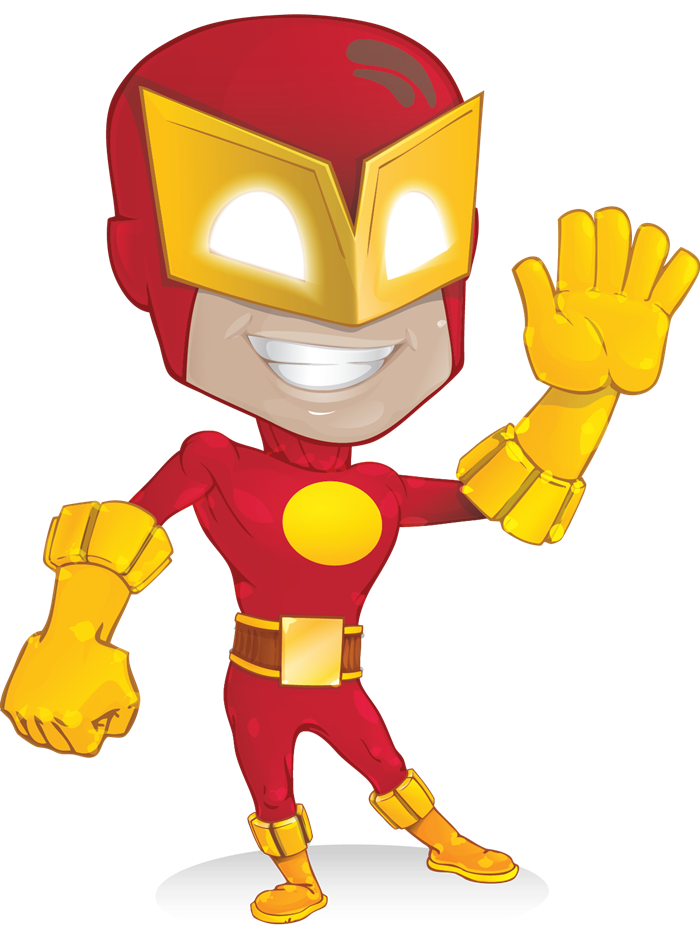 collection of superhero. Fast clipart flash hero