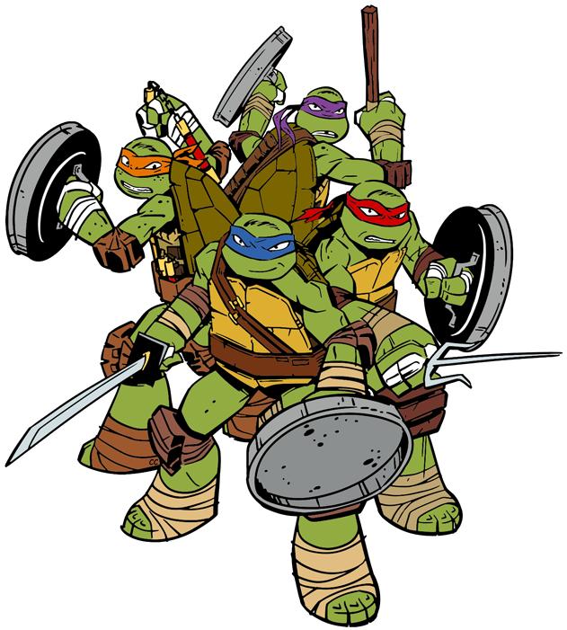 Clipart turtle transparent background. Teenage mutant ninja turtles