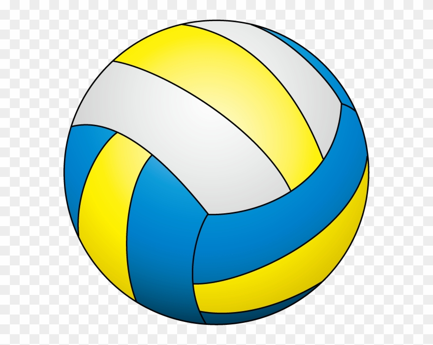 Clipart volleyball volleyball ball. Png pinclipart