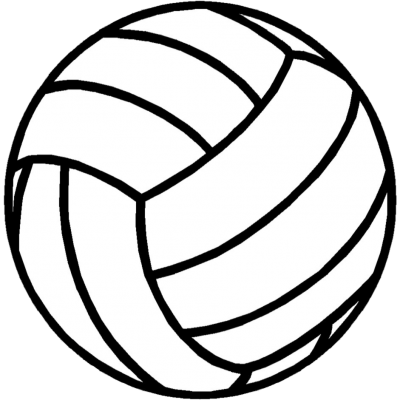 Clipart volleyball transparent background. Download free png image
