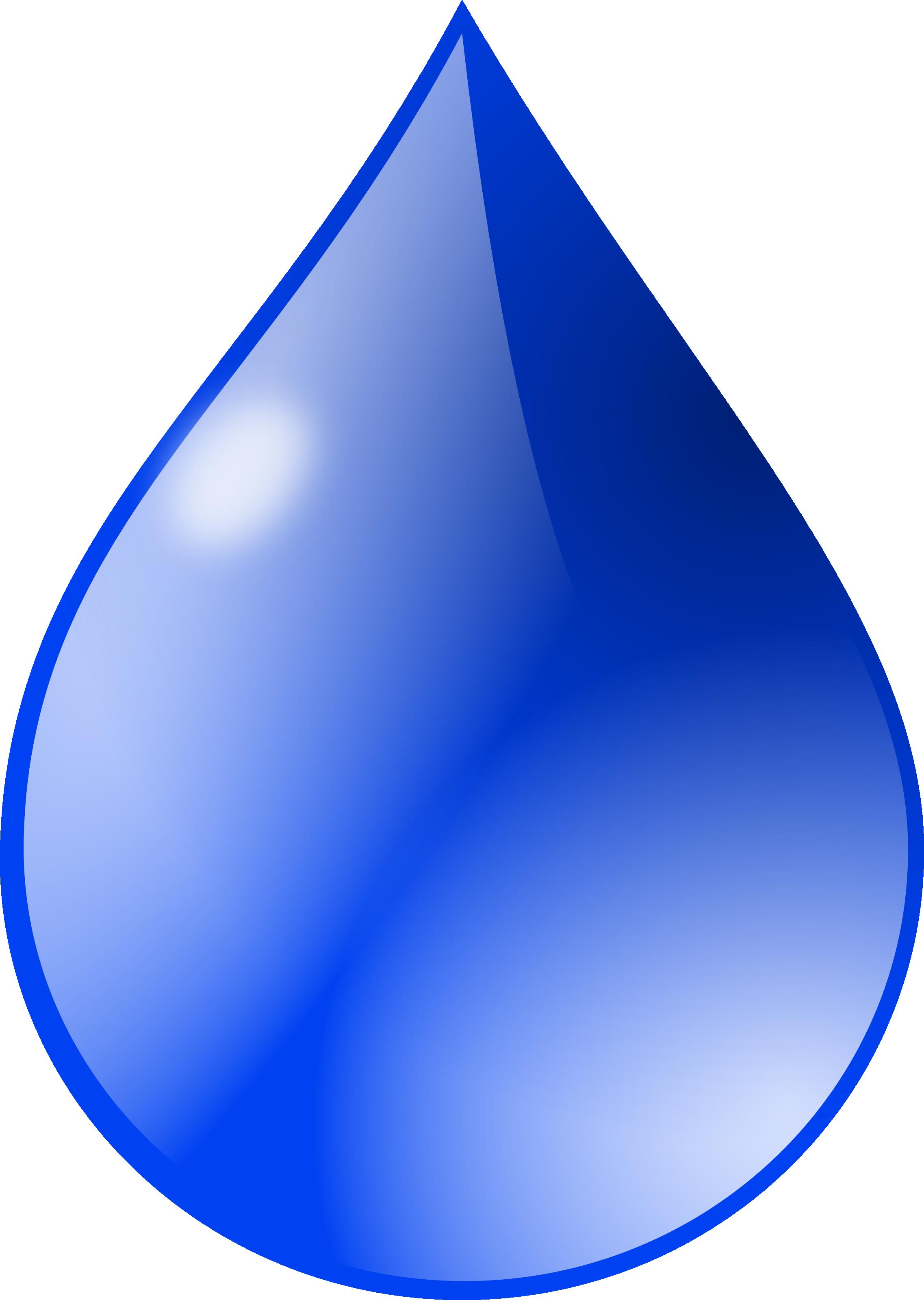 Drop photos transparentpng . Clipart water blue