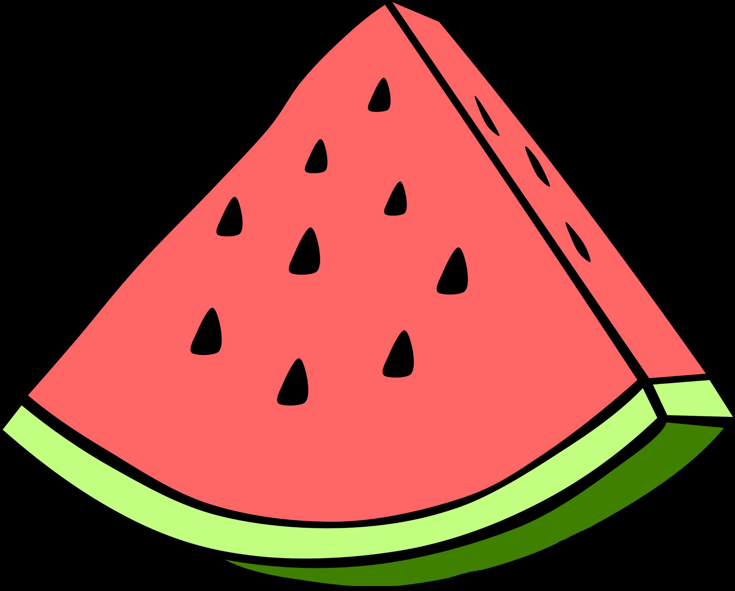 Pineapple clipart watermelon. Drawing clip art transprent