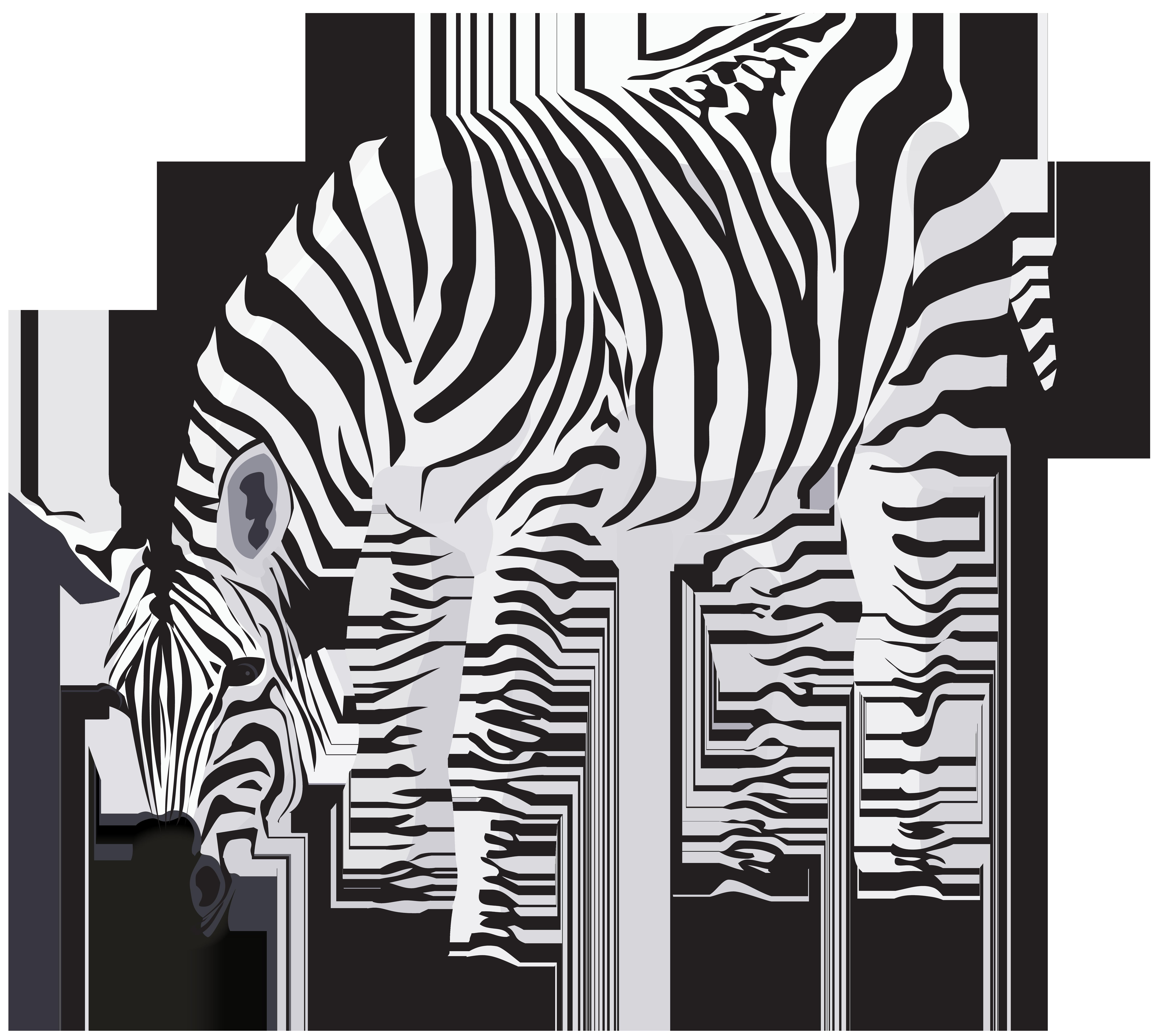 Image gallery yopriceville high. Clipart zebra zebra bow