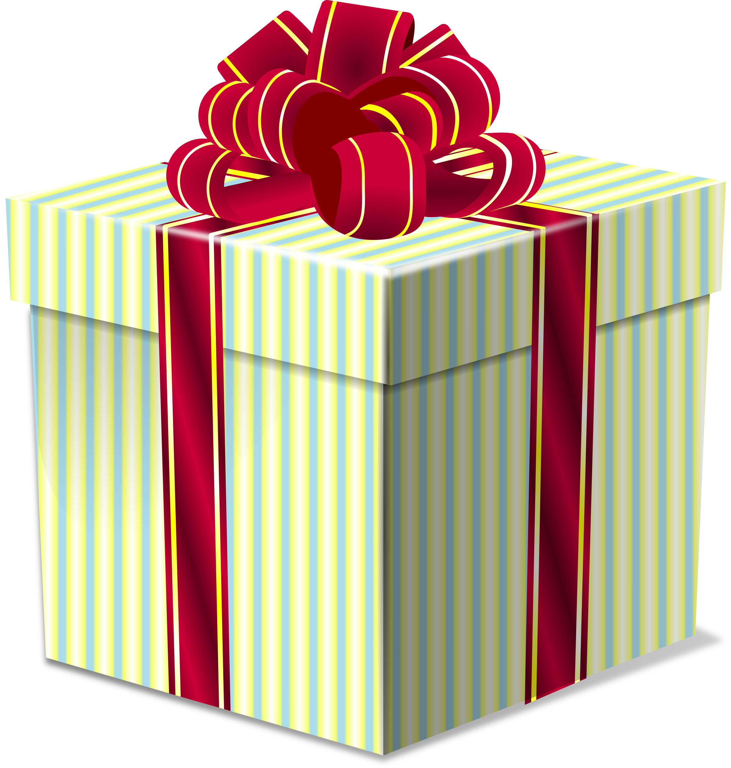 Big image png. Gift clipart rectangle