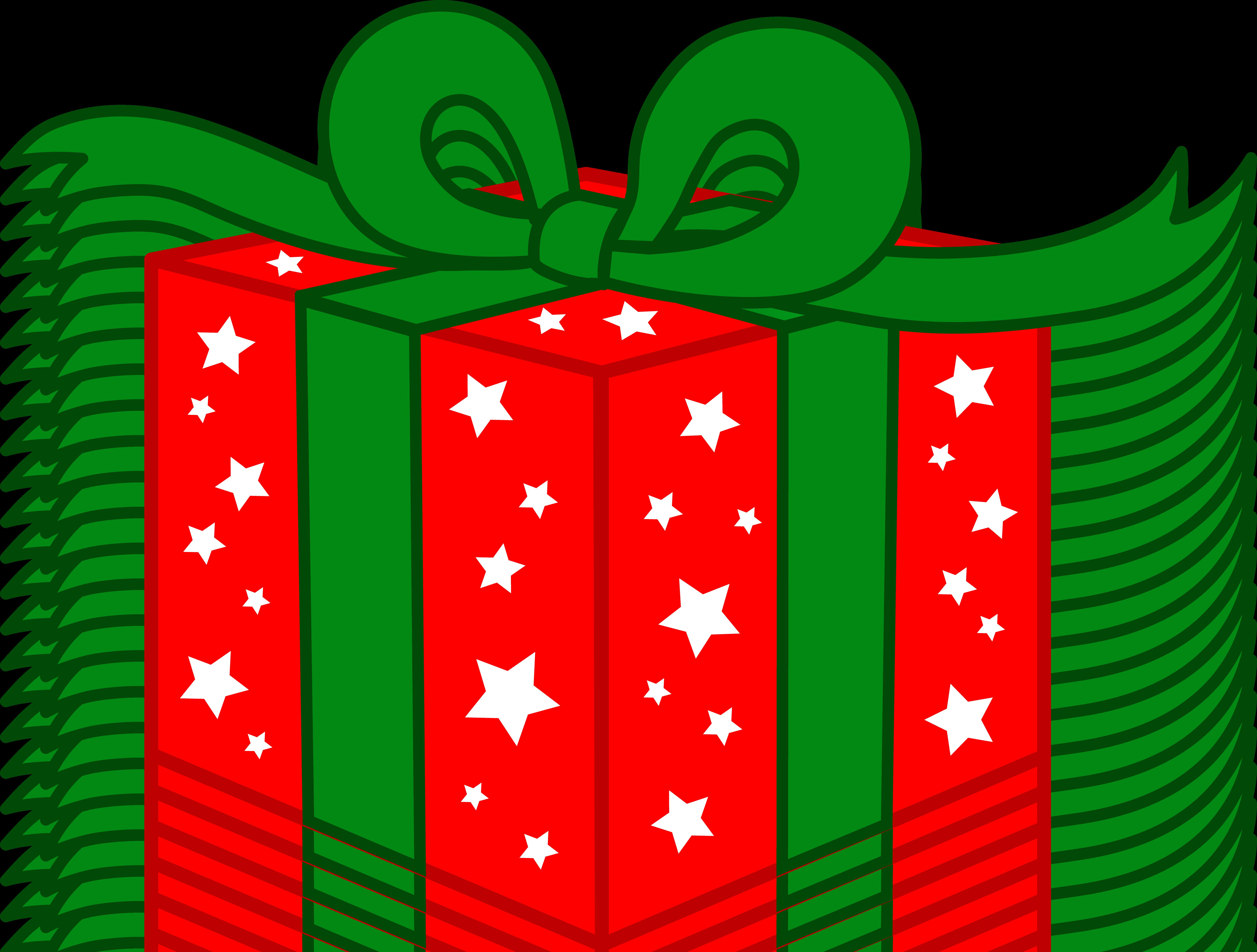 Holly clipart easy. Christmas present panda free